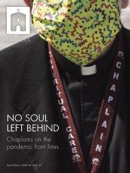 Angelus News | April 24 - May 1, 2020 | Vol. 5 No. 14