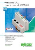 SERCOS goes Ethernet - Seite 5