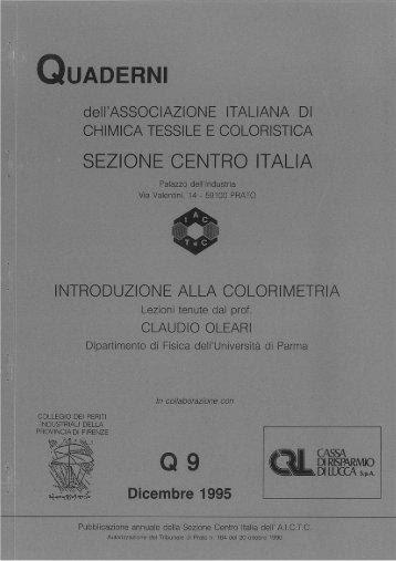 QUADERNI NR. 9 - 1995