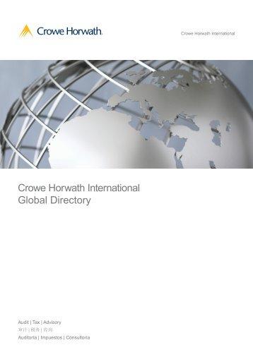 Global Directory - Kleeberg