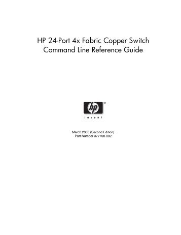 hp 10gb ethernet bl c switch command reference guide rh yumpu com hp 3par cli user guide hp 5900 cli reference guide