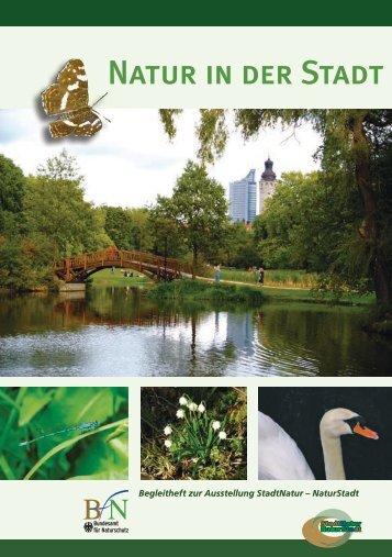 Natur in der Stadt - Bundesamt für Naturschutz
