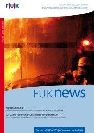 Heißausbildung - Landesfeuerwehrverband Niedersachsen