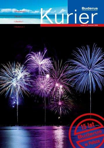 numer 27, kwiecień 2009 - Buderus