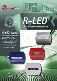 R-LED kappa - Ruhstrat GmbH