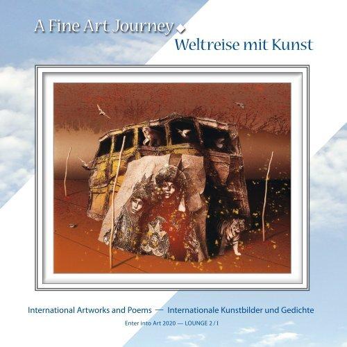 A Fine Art Journey - Weltreise mit Kunst