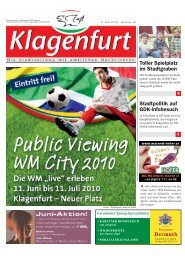 IHR Spezialist für Klagenfurt · Kroneplatz 1