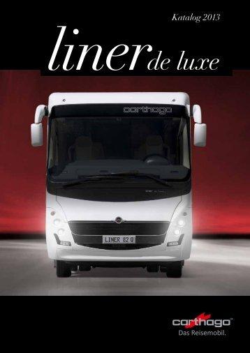 liner de luxe - Carthago Reisemobilbau GmbH