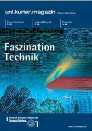 Ein Werkzeug aus Licht - Friedrich-Alexander-Universität Erlangen ...
