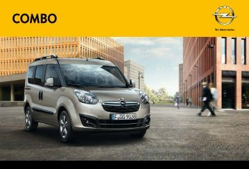 Combo Tour Katalog - Opel