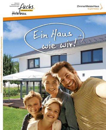Fuchs Hausbaukatalog