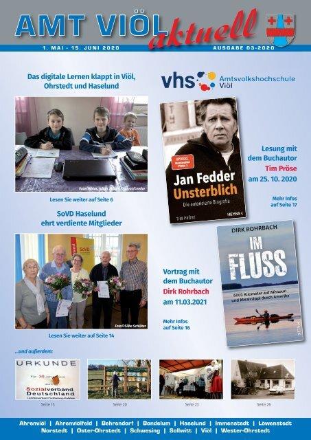 Amt Viöl AKTUELL 03-2020