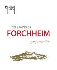 Landkreisbuch Forchheim ganz persönlich