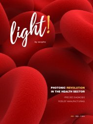 LIGHT! 005 | Photonic revolution in the health sector