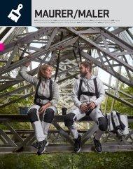 Maler/Maurer Blåkläder DE 2020