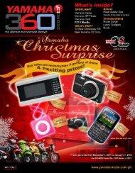 Microsoft PowerPoint - E-Mag Vol 2 - Yamaha