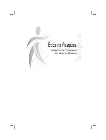 Livro Etica na Pesquisa.pmd - Udo Schuklenk