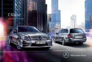 Broschüre der C-Klasse herunterladen (PDF) - Mercedes Benz