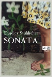 Durđica Stuhlreiter - Sonata
