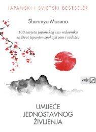 Shunmyo Masuno - Umijeće jednostavnog življenja
