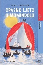 Tove Jansson - Opasno ljeto u Mumindolu