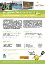 2. - Janssen Tennis
