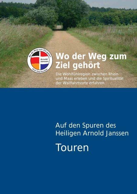 Touren - Arnold-Janssen-Solidaritätsstiftung