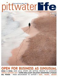 Pittwater LIfe May 2020 Issue
