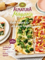 Alnatura Magazin Mai 2020