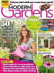 Modern Gardens FREE digital magazine