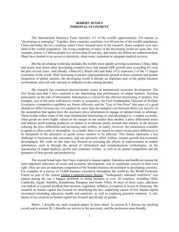 statement of intent ucla