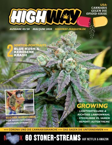 Highway – Das Cannabismagazin 03/20