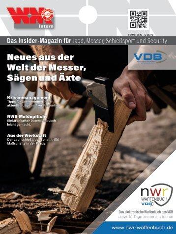 Waffenmarkt-Intern 05/2020