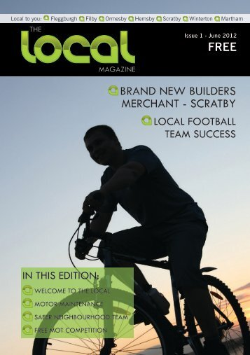 brand new builders merchant - scratby - The Local Magazine