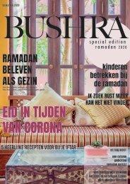 BUSHRA magazine - Ramadan 2020 editie