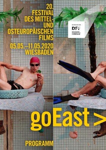 goEast Program 2020