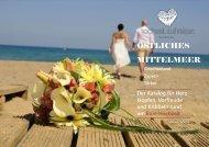 Östliches Mittelmeer - hochzeit auf reisen