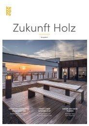 ZUKUNFT HOLZ  Ausgabe 1/2019 - Dachterrasse