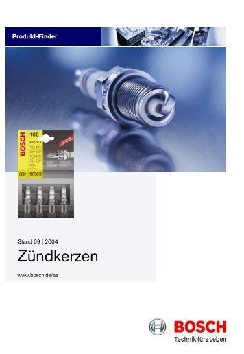 Catalogue Download Zündkerzen - ATV Elmer GmbH & Co. KG