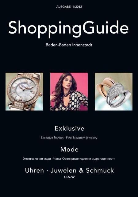 draussen zu hause - Shopping Guide Baden-Baden