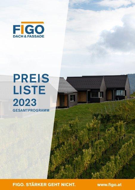 FIGO AT 20 Lieferprogramm