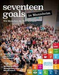 seventeen goals in town/Mannheim/Magazin