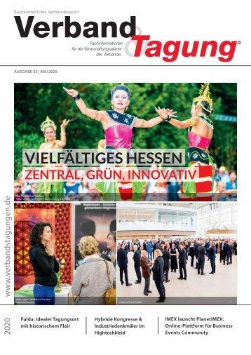 Verband & Tagung - Verbändereport 03/2020