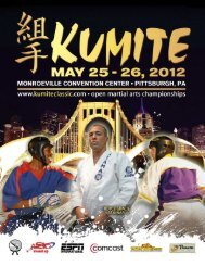 2012 skita rules at a glance - Karate Tournament Central