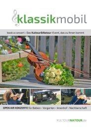 K&N KLASSIK-MOBIL OPENAIR 2020