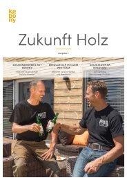 ZUKUNFT HOLZ Ausgabe 3/2019 - Kebony PRO TEAM