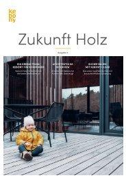 ZUKUNFT HOLZ Ausgabe 1/2020 Holz im öffentlichen Raum