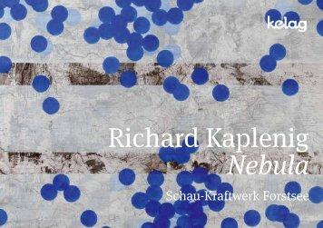 Richard Kaplenig Nebula - KAPLENIG.com