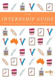 Internship Guide 2020