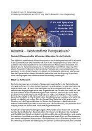 zum PDF - Arbeitsgemeinschaft Keramik